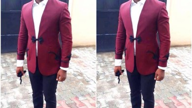 Photo of #GMPSundayFashion | Beejay Sax Steps Out Looking all Dapper in a Smart Outfit.