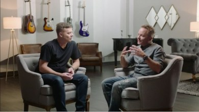 "Photo of Chris Tomlin And Pst. Darren Whitehead Partner On New Book ""Holy Roar"""