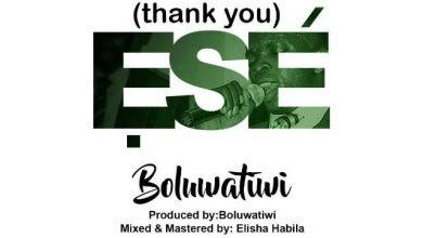 Photo of MUSiC :: Boluwatiwi Sings – ESE (Thank You)