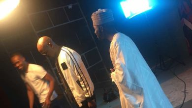 """Photo of Fada Sheyin Preps New Video, """"Higher"""" – See BTS Pictures"""