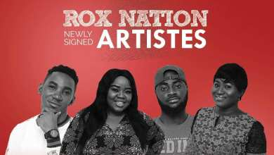 Photo of Tim Godfrey Officially Signs 4 New Artistes To Rox Nation; Okey Sokay, IBK, SMJ & Blessyn