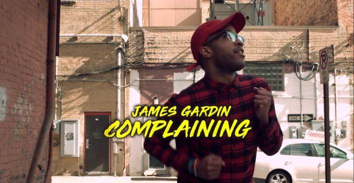 Complaining - James Gardin