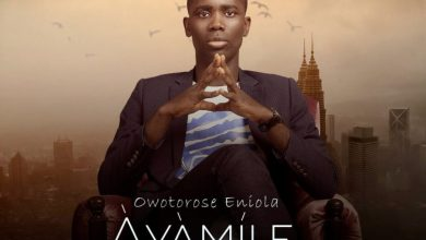 Photo of MUSiC :: Eniola Owotorose – Àyàmíle (Fearless)