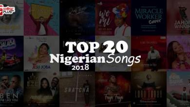 Photo of Top 20 Nigerian Gospel Songs 2018 | #GMPTop20