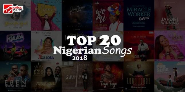 Top Gospel Songs 2018