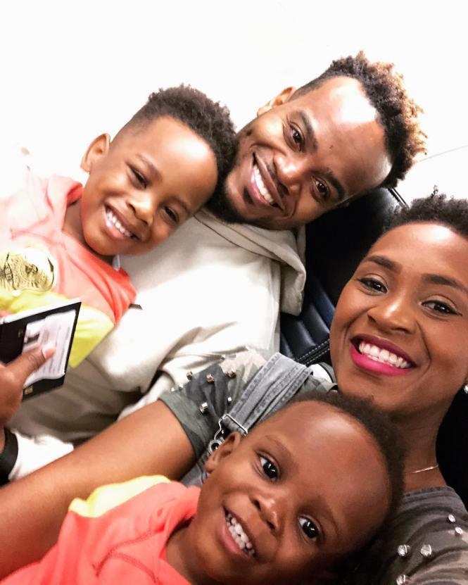 Travis Family Selfie