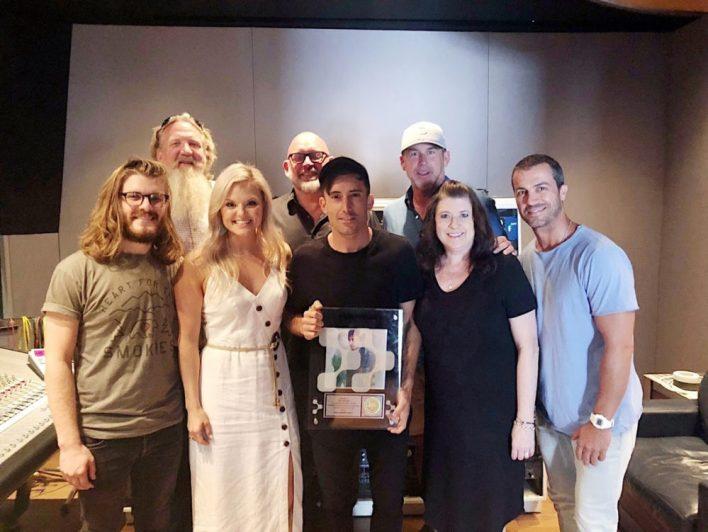 Phil Wickham RIAA certified platinum