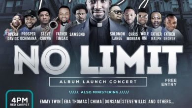 """Photo of Fada Sheyin Set To Launch New Album """"No Limit"""" With Concert! 