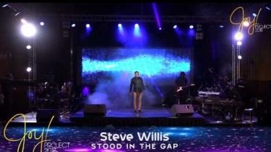 Photo of ViDEO :: Steve Williz – Stood In The Gap (Live Video)