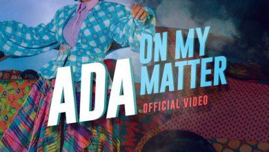 Ada_On My Matter