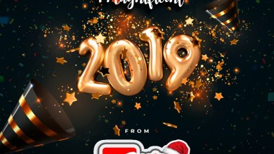 Photo of Happy New Year from Gmusicplus, Welcome to 2019!