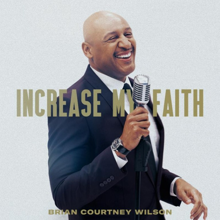 Increase My Faith - Brian Courtney