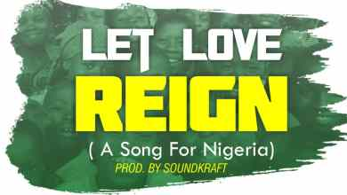 Photo of MUSiC :: The Joshua's – Let Love Reign