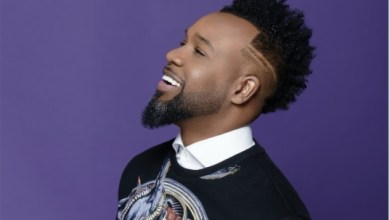 "Photo of VaShawn Mitchell Offers New Anthem ""Wind of God"""