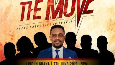 The-move - Preye Odede