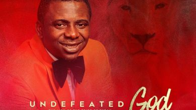 Undefeated God_Femi Okunuga