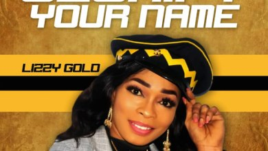 Photo of MUSiC :: Lizzy Gold – Glorify Your Name