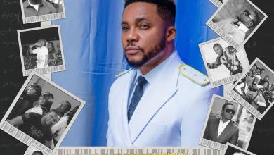 "Photo of Tim Godfrey's ""NARA"" Album Out Now!!"