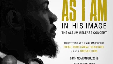 """Photo of As I Am: PITA Readies for """"In His Image"""" Album Release Concert"""