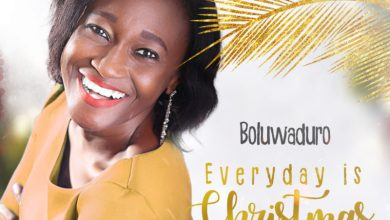 Photo of Sunday Choice: Boluwaduro – Everyday is Christmas | Lyrics