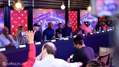 "Photo of Don Moen, Sinach, Mercy Chinwo, Others Grace ""The Experience"" 2019 Press Conference"