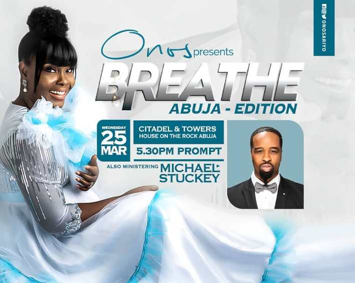 Onos abuja Breathe Edition