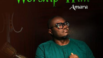 """Photo of AMARA Releases New Single to """"Worship Him"""""""