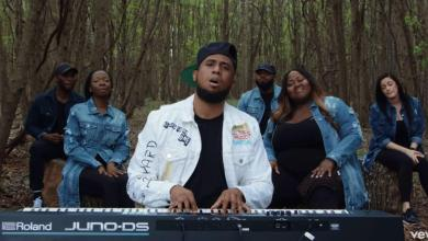 """Photo of Anthony Brown & group therAPy """"Worship in the Woods"""""""