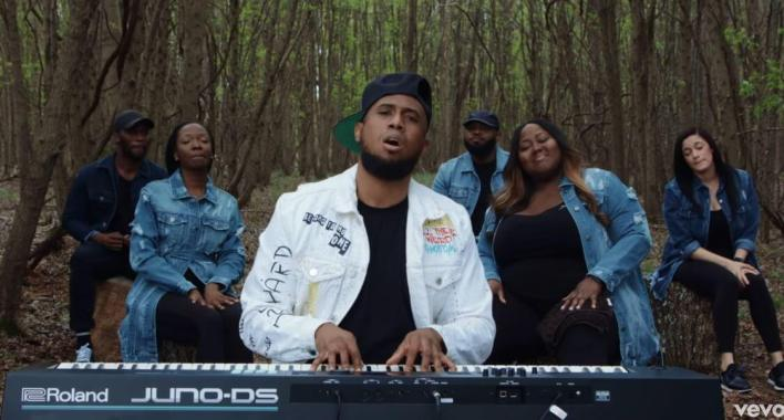 Anthony Brown & group therAPy Worship in the Woods