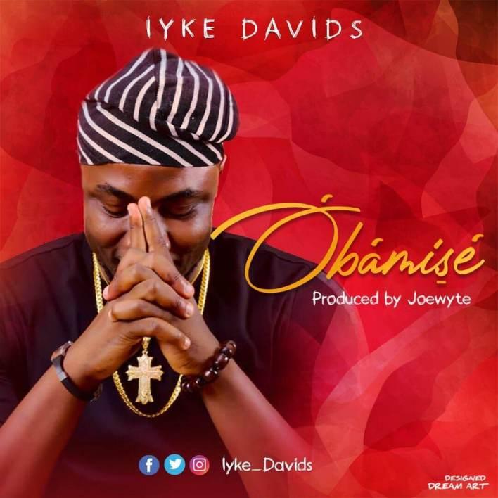 "Iyke Davids is Thankful in New Single, ""Obamise"""