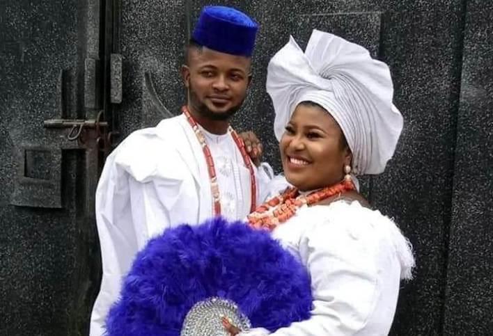 Judikay Traditinal Marriage