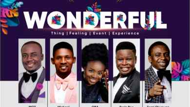 "Photo of ""Wonderful"": One Hallelujah Records Release Theme Song for RCCG's 68th Annual Convention"