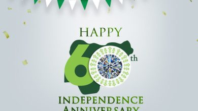 Photo of Happy 60th Independence Day NIGERIA!!