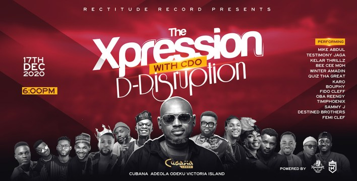 The Xpression With CDO (December Edition)