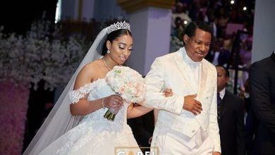 Pastor-Chris-Oyakhilomes-daughter-Sharon-weds-Phillip-Frimpong