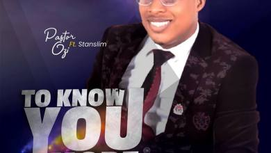 Pastor-Ozi-To-know-you-More