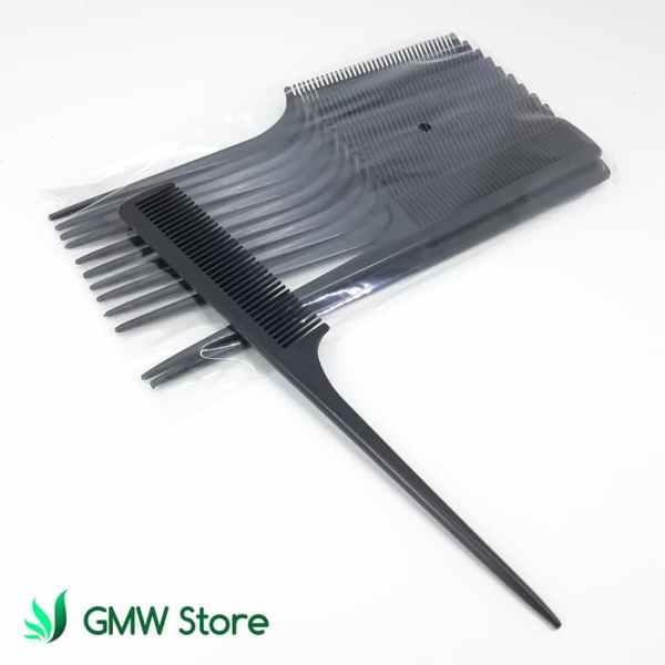 Grosir Sisir Ekor Hitam Model Kotak Tebal Kuat Bisa untuk Salon C207