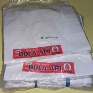 Kantong Plastik Kresrek Putih Besar Size 28 x 02 x 48 HDPE Kode G137