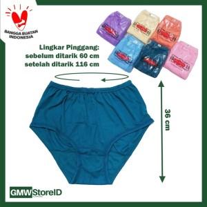 CD Celana Dalam Wanita 4L Ming Ming XXXL Jumbo Besar W229