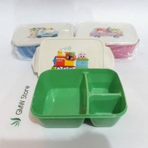 Kotak Makan Cantik Tempat Makan Tepak N836