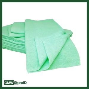 Handuk Hijau Muda / Tosca N371 Size 35 Cm x 70 Cm