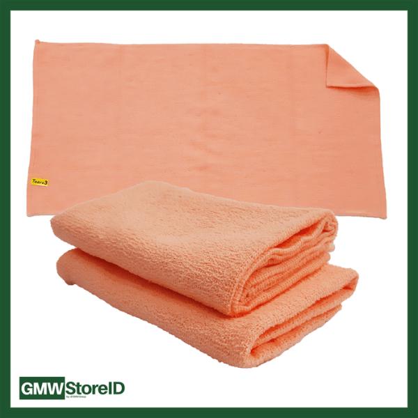 Handuk Kecil 35x70cm Warna Polos Kain Mandi Towel Cloth - Tipe H26