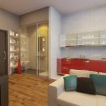 Proposed studio – Regency Suites, Nottingham