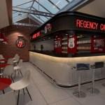 Proposed bar – Regency Suites, Nottingham