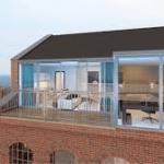 Proposed penthouse – Regency Suites, Nottingham
