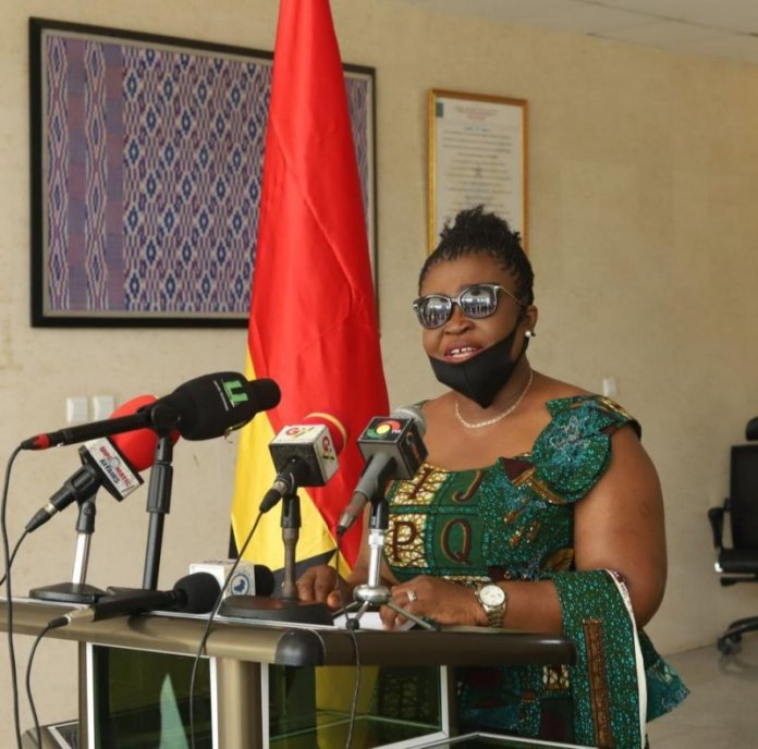 Ghanaians in Denmark/Sweden donate towards COVID-19 fight 2