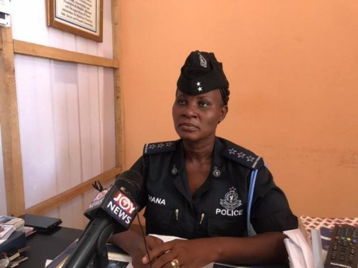 Central Region Police hunts for illegal tricycle users in Cape Coast