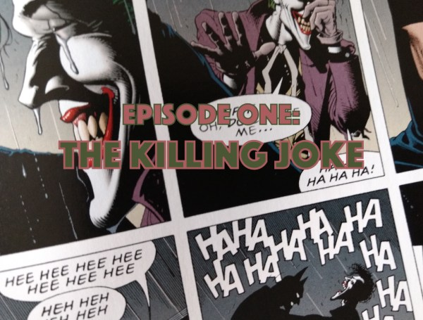 The Killing Joke, Graphic Novel Explorers Club