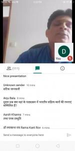International Webinar on-Hindi in a global context (7)