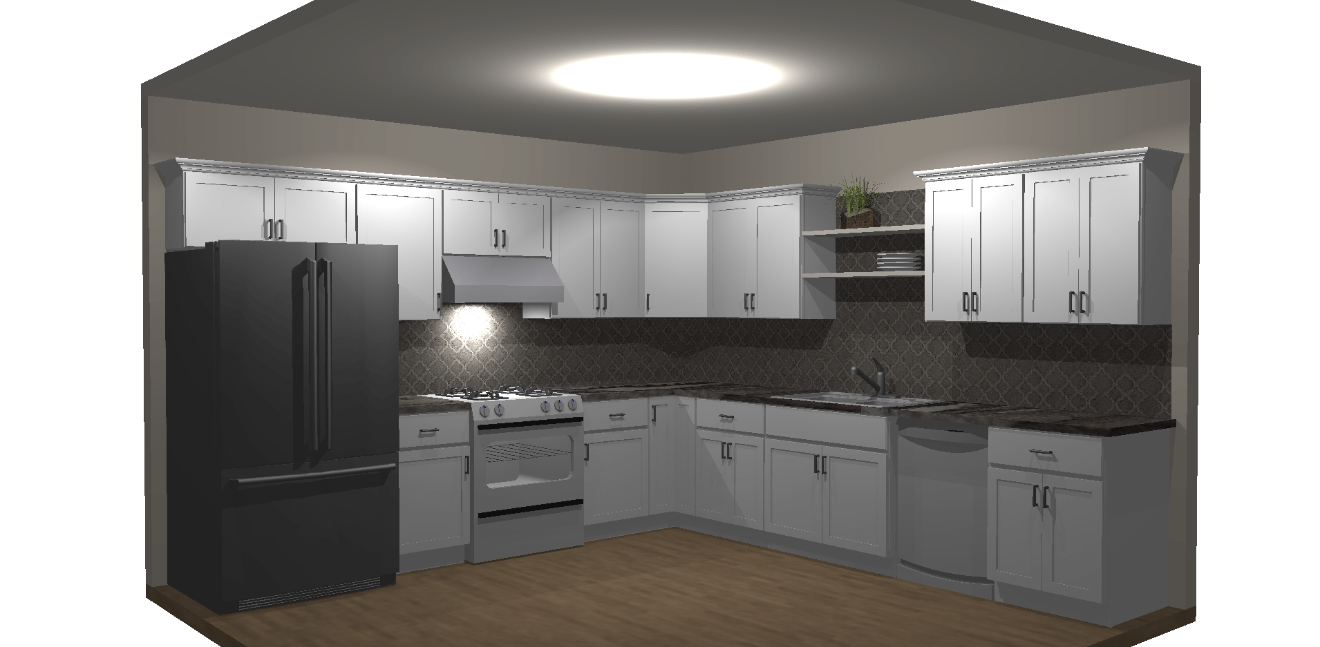 Planning Your Kitchen Layout